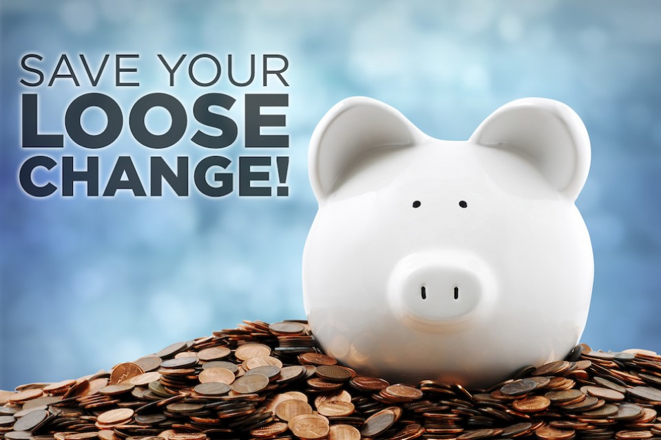 Financial Resolutions #2: Loose Change. See how loose change adds up to thousand$