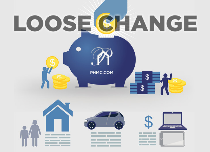 Financial resolution 2 loose change platinum home mortgage for Quickest way to save for a house