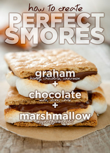 Perfect S'more Recipe