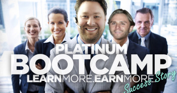 Platinum Boot Camp Success