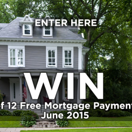FREE Mortgage Payment for JUNE 2015 PHMC Closings: ENTER HERE