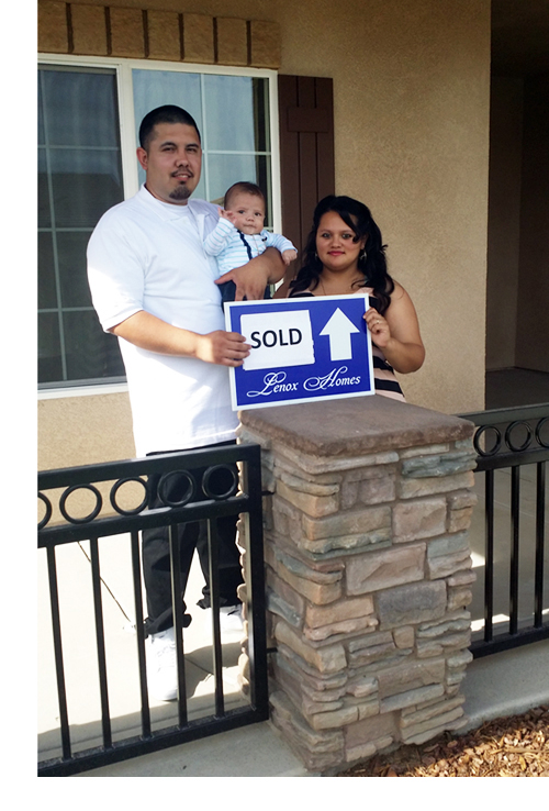 manuel zuniga lenox homes winner