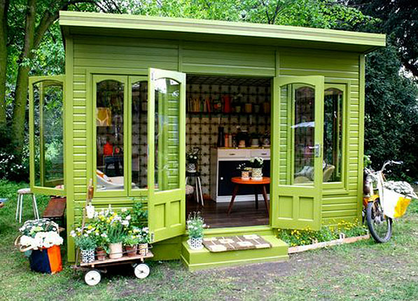She said she wants a she shed platinum home mortgage - Man caves chick sheds mutual needs ...