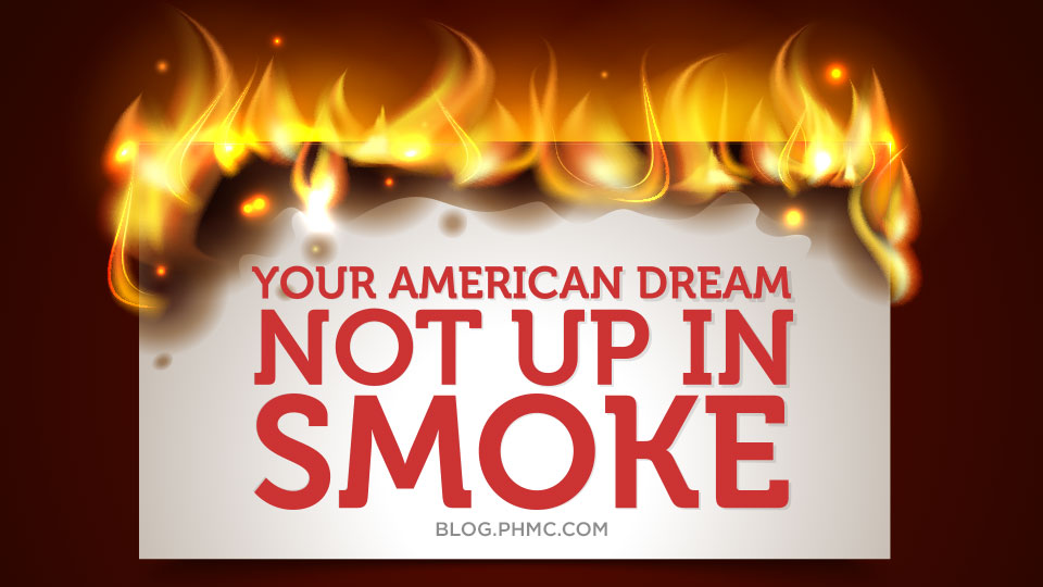 Your American Dream Not Up in SMoke: Fire Prevention Day