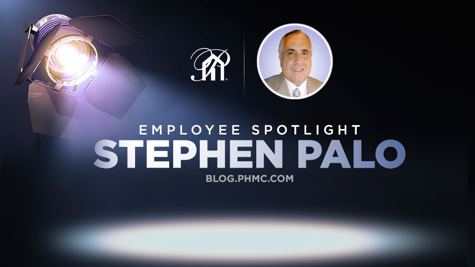 Employee SPotlight: Stephen Palo