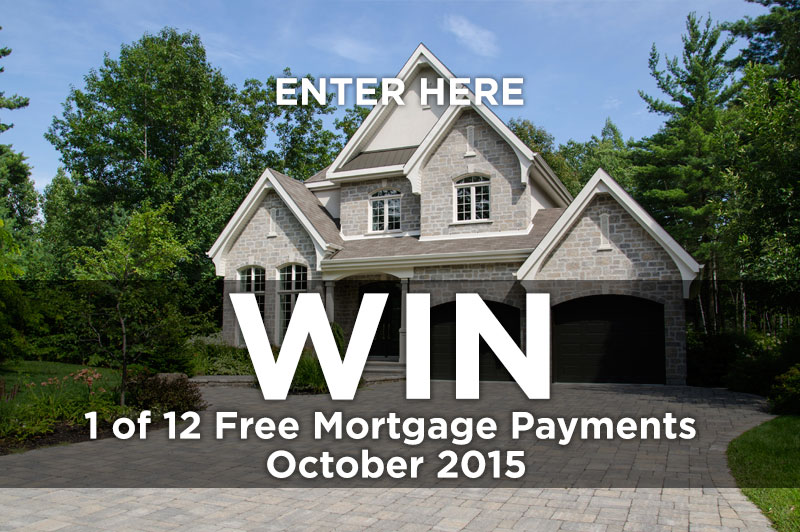 October 2015 Free Mtg Payment Winner