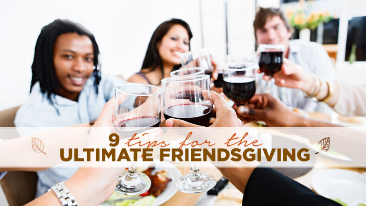 9 tips for the ultimate friendsgiving | blog.phmc.com