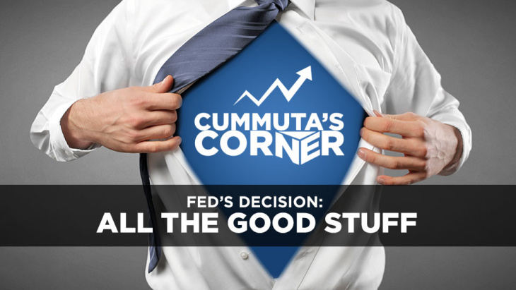 The FEDs Decision: All the Good Stuff