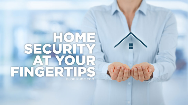 Home Security at your Fingertips