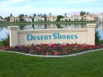Welcome to Desert Shores Las Vegas