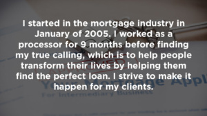 Christina is an experienced mortgage consultant | blog.phmc.com