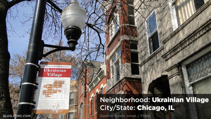 Ukrainian Village - Chicago IL