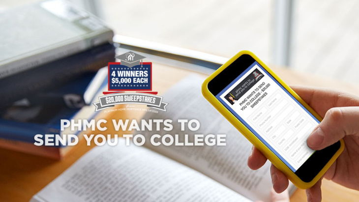 PHMC Wants to Send you to College Enter Here | blog.phmc.com