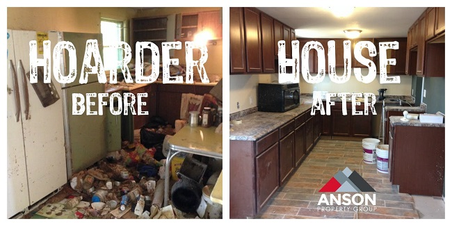 Hoarded home before and after | blog.phmc.com