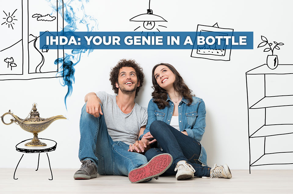 IHDA: Your Genie in a Bottle | blog.phmc.com