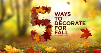 5 Easy Ways to Add Fall Décor to Your Home | blog.phmc.com