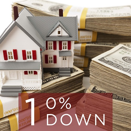 The VA home loan offers veterans a 0% down payment.
