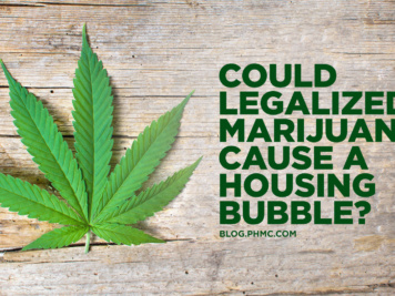 Could Legalized Marijunana Cause a Housing Bubble? | blog.phmc.com