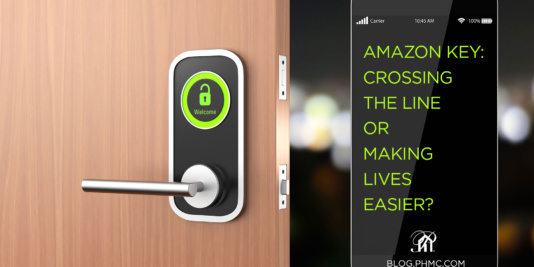 Amazon Key: Crossing the Line or Making Lives Easier?