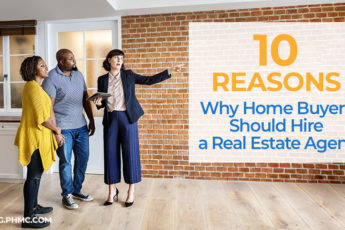 10 Reasons Why Home Buyers Should Hire a Real Estate Agent