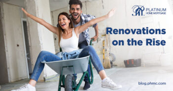 Renovations on the rise