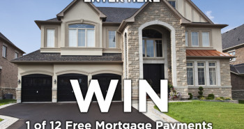 Win 1 in 12 FREE Mortgage Payments in 2015: March