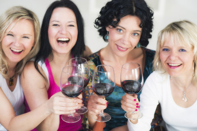 #Staycation2015: girl's night out