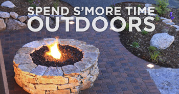 Spend S'more Time Outdoors
