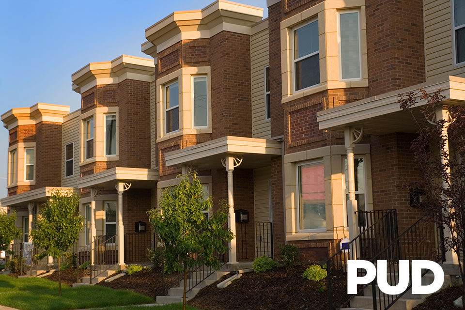 PUD style Townhome