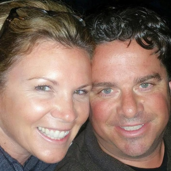 Chris Stefo & Wife