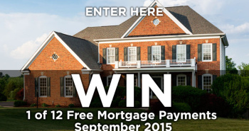 September 2015 Free Mtg Payment Winner