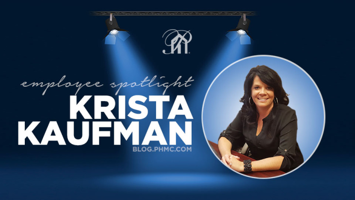 Krista employee spotlight article Idaho | blog.phmc.com
