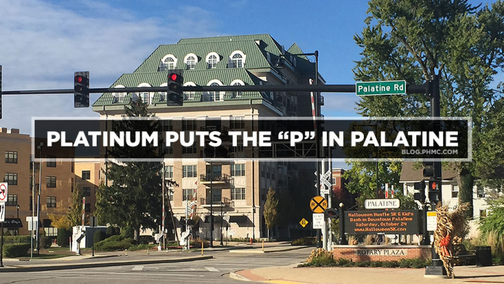 "Platinum Puts the ""P"" in Palatine"