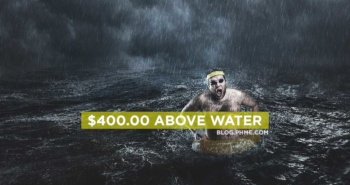 $400.00 ABove Water | blog.phmc.com