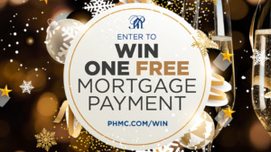 Enter to Win One Free Mortgage Payment from PHMC